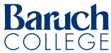 Baruch college stacked logo