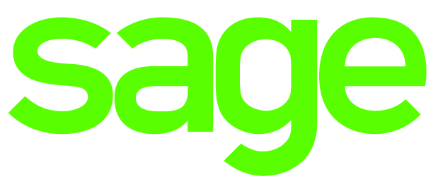Sage logo bright green cmyk