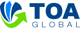 Toa global logo