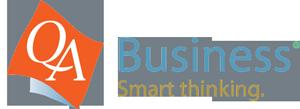 Qabusiness logo