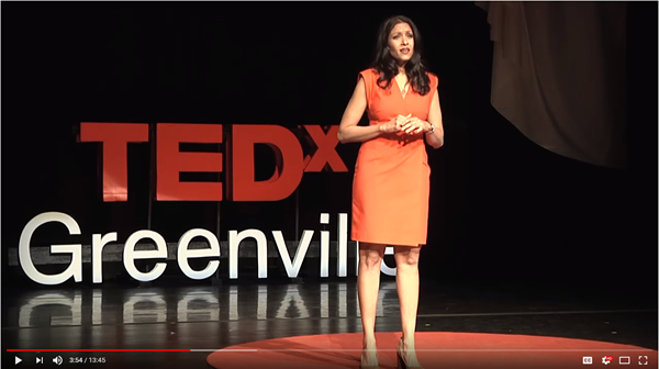 Against the Slippery Slope | Rashmi Airan | TEDxGreenville