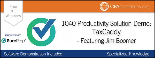 1040productivity sureprep
