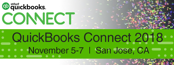 Quickbooks connect 2018
