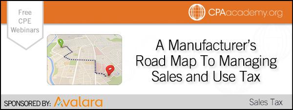 Avalara roadmap
