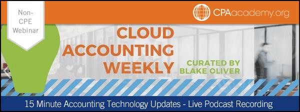 Cloudaccountingweekly