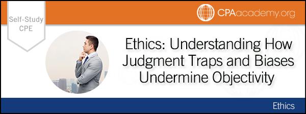 Ethicsjudmenttraps byu ss