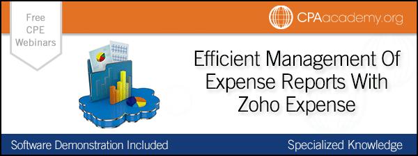 Expense_zoho