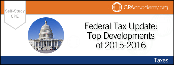 Fedtaxupdate sfstudy