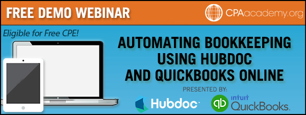 Hubdoc automating