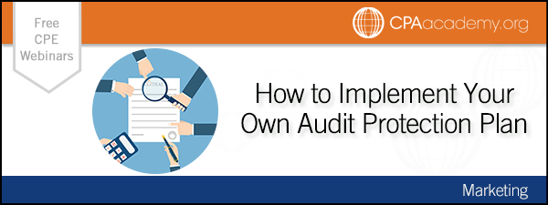 Tax Audit Protection and Representation