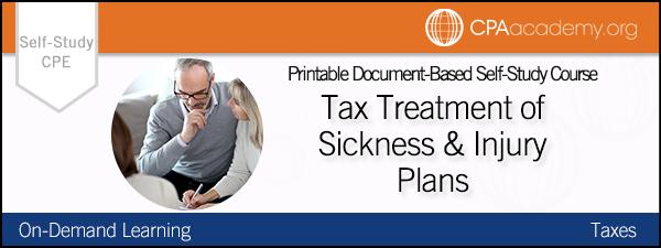 Taxtreatment sickness winn