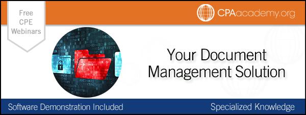 Yourdocumentmanagement