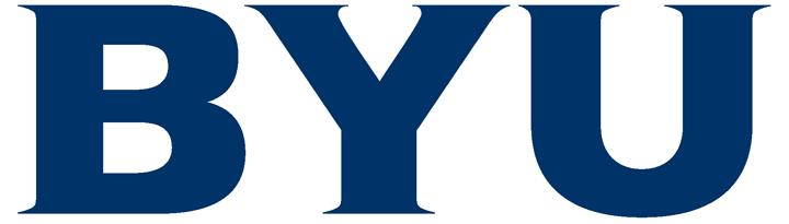 Byu logo blue