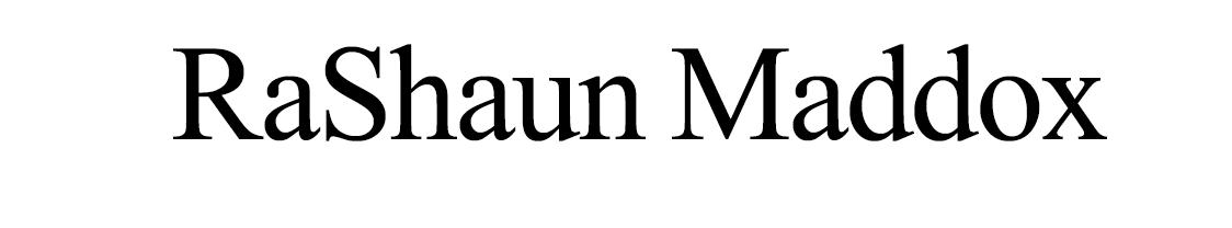 Rashaunmaddox logo